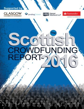 Scottish Crowdfunding Report 2016 1