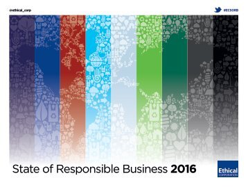 State of Responsible Business 2016