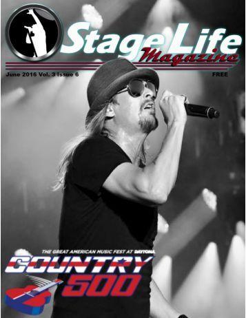 Stage Life Magazine June 2016