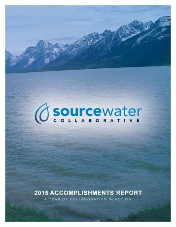 Letter from the Source Water Collaborative Co-Chairs
