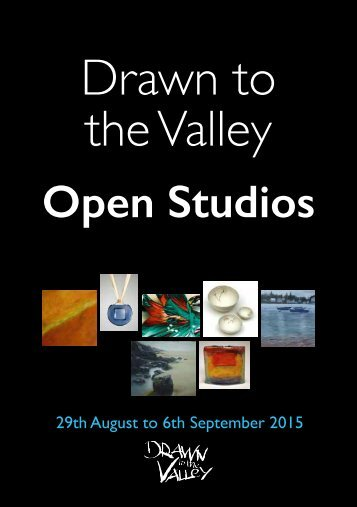 Drawn to the Valley Open Studios 2015