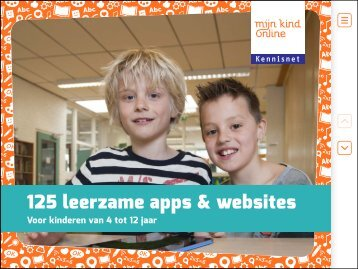 125 leerzame apps & websites