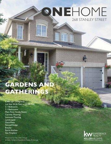 268 Stanley Street-magazine