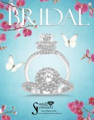 SMITH JEWELERS BRIDAL CATALOG 2016