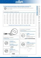 Insight Surgical Product Catalogue - 3rd Edition - Page 7