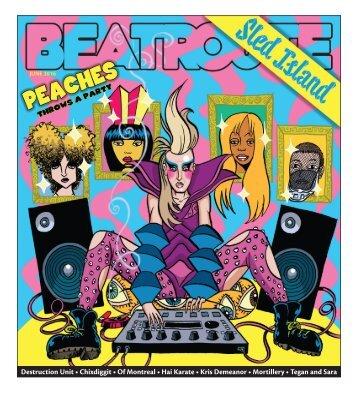 BeatRoute Magazine Alberta print e-edtion - June 2016