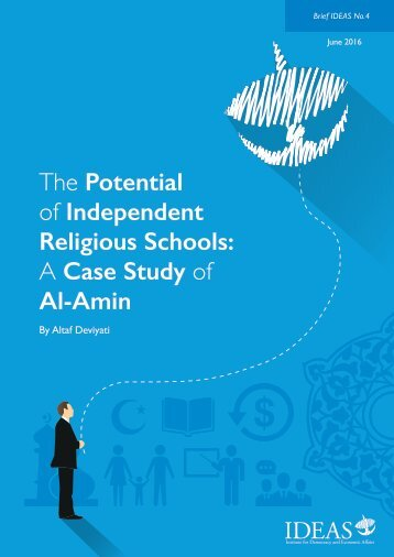 of Independent Religious Schools A Case Study of Al-Amin