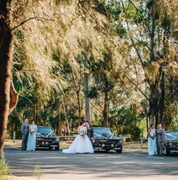 Kevin & Van - Wedding Day