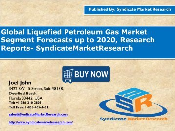 Liquefied Petroleum Gas Market