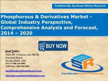 Phosphorous & Derivatives Market