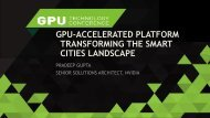 TRANSFORMING THE SMART CITIES LANDSCAPE