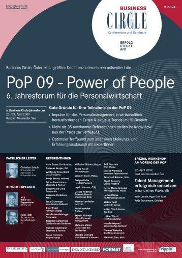 PoP 09 - Isabelle Weyand