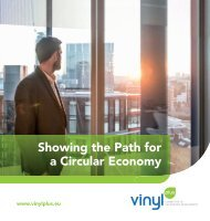 Showing the Path for a Circular Economy
