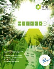 Green Tech Magazine May 2016
