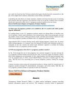 Pregnancy Products Market - Page 2