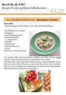 Geipel Magazin -Sonderausgabe zur EM- - Page 2