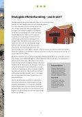 EKOLOGISK EFTERBEHANDLING - Page 6