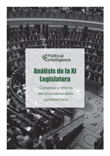 Análisis de la XI Legislatura