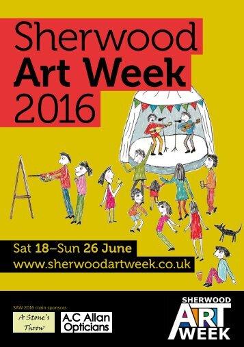Sherwood Art Week 2016