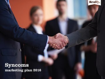 Syncoms B2B proposal 2016