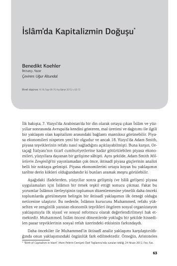 06-benedikt-koehler-islam-da-kapitalizmin-dogusu