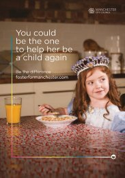 be the one to help her be a child again
