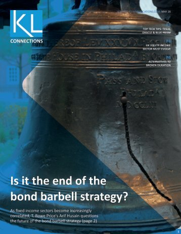 Is it the end of the bond barbell strategy?