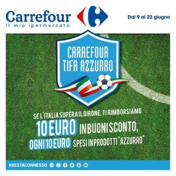 Carrefour San Sperate 09-22 Giugno 2016