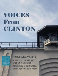 VOICES From CLINTON