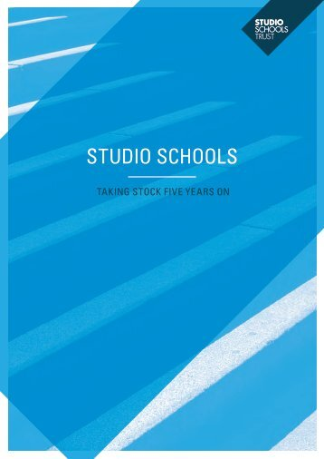 STUDIO SCHOOLS