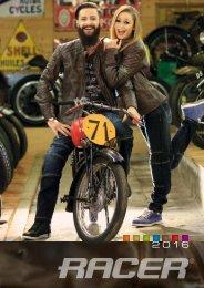 Motorradbekleidung by RACER