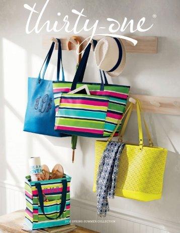 Thirty-One Spring-Summer 2016 Catalog