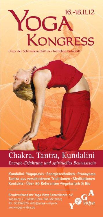 »Yoga Kongress 2012«