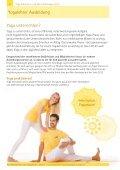 »Yoga Aus- und Weiterbildung 2015« - Page 6