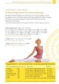 »Yoga Aus- und Weiterbildung 2015« - Page 7