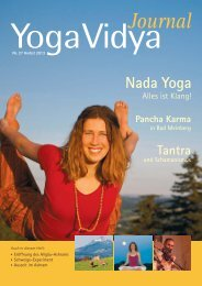 »Yoga Vidya Journal« 27/2013