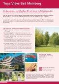 »Yoga Vidya 2014« Katalog - Page 4