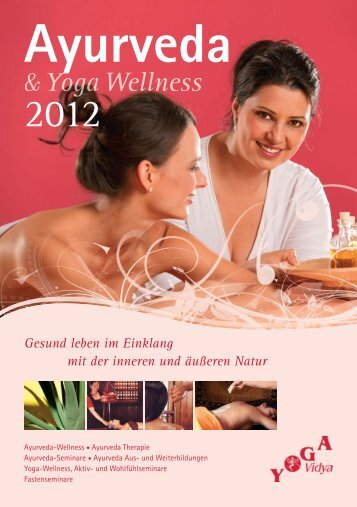 »Ayurveda & Yoga Wellness«