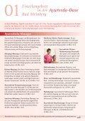 »Ayurveda & Yoga Wellness« - Page 5