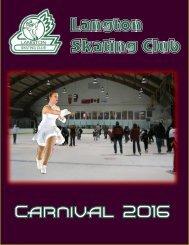 Langton Skating Carnival  For Flipbook