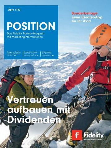 POSITION 4/2012 - Fidelity Investments