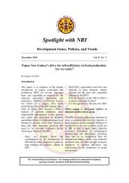 Spotlight with NRI