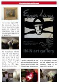 IN-N art gallery Magazin 2, Juni 2016 - Seite 4