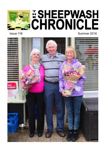 Sheepwash Chronicle Summer 2016 edition