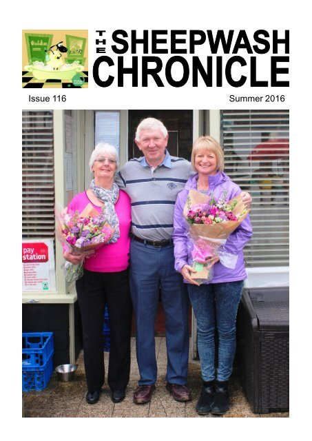 Sheepwash Chronicle Summer 2016 edition