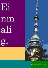 Einmalig - Das Pécser Schülermagazin