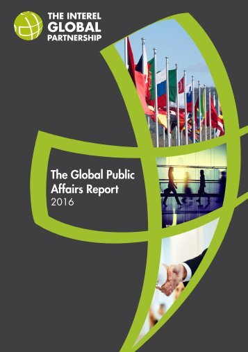 The Global Public Affairs Report