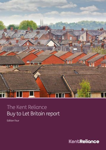The Kent Reliance Buy to Let Britain report