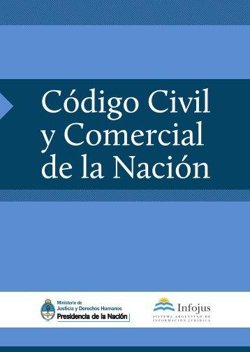 Codigo Civ y Com de la Nac