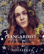 VANGARDIST Magazine | Issue 60 | The Nostalgia Issue - Riccardo Simonetti